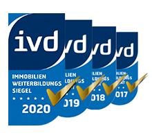 ivd Zertifikate 2017-2020