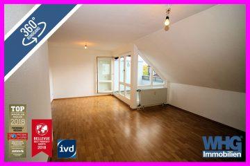 Schöne 3,5-Zimmer-DG-Wohnung mit TG-Stellplatz, 74343 Sachsenheim, Dachgeschosswohnung