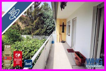 Sonnige 3-Zimmer-Wohnung mit Garage (Doppelparker) in Ludwigsburg-Hoheneck, 71642 Ludwigsburg / Hoheneck, Etagenwohnung
