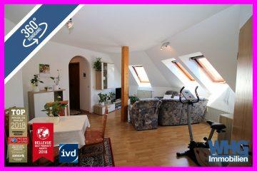 Reserviert! Schöne 2-Zimmer-DG-Wohnung mit TG-Stellplatz in Sachsenheim, 74343 Sachsenheim, Dachgeschosswohnung