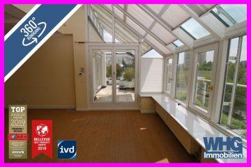 Helle 3,5-Zimmer-Penthouse-Wohnung mit toller Fernsicht und Aufzug, 74321 Bietigheim-Bissingen, Penthousewohnung