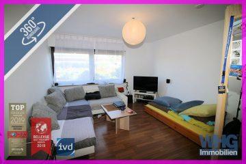 In zentraler Lage: 1-Zimmer-Wohnung mit Tiefgaragenstellplatz, 71634 Ludwigsburg, Etagenwohnung