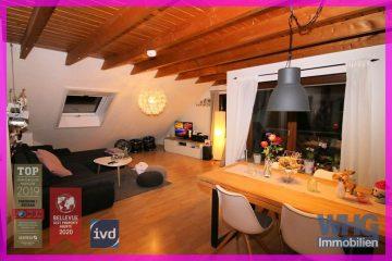 Schöne 2,5-Zimmer-Maisonette-Wohnung mit Tiefgaragenstellplatz, 71636 Ludwigsburg / Pflugfelden, Maisonettewohnung
