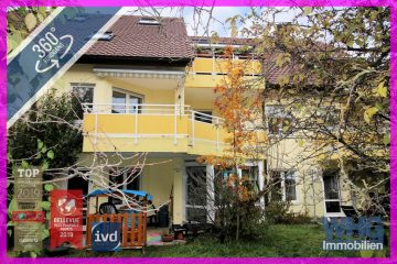 Gepflegte 3-Zimmer-Wohnung mit großem Balkon, 71638 Ludwigsburg, Wohnanlagen