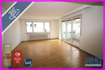 Gepflegte 4-Zimmer-Wohnung mit Pkw-Stellplatz in Ludwigsburg, 71640 Ludwigsburg, Etagenwohnung