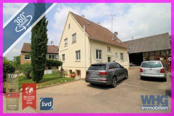 Helle 2-Zimmer-Dachgeschoss mit Balkon und PKw-Stellplatz, 71691 Freiberg am Neckar, Dachgeschosswohnung