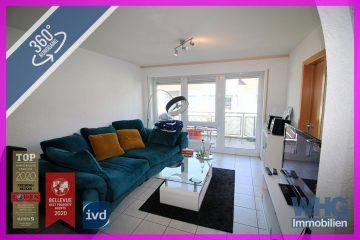 Moderne 2- Zimmer-Wohnung mit 2 PKW-TG-Stellplätze, 71672 Marbach am Neckar, Etagenwohnung