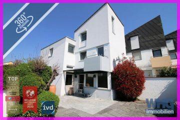 Top gepflegtes Reiheneckhaus mit großer Sonnenterrasse und Garage, 71642 Ludwigsburg / Neckarweihingen, Reiheneckhaus
