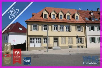 Kernsanierte 2,5-Zimmer-Wohnung mit Pkw-Stellplatz, 71634 Ludwigsburg, Erdgeschosswohnung