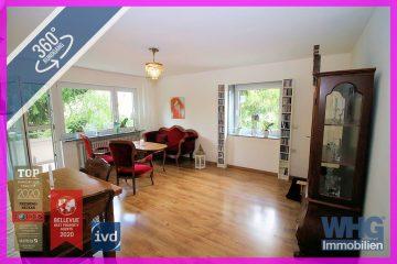 Gepflegte 3-Zimmer-Wohnung mit Balkon in bevorzugter Wohnlage, 71642 Ludwigsburg / Hoheneck, Etagenwohnung