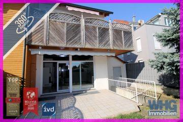 Gepflegte Doppelhaushälfte mit Garten und Garage, 74385 Pleidelsheim, Doppelhaushälfte