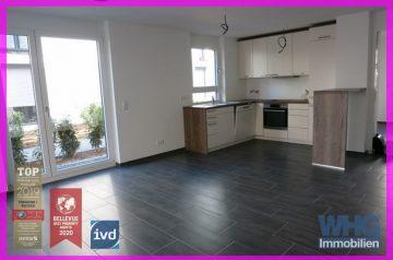 Neuwertige 3,5-Zimmer-EG-Wohnung mit Garten und 2 TG-Stellplätzen, 71691 Freiberg am Neckar, Erdgeschosswohnung