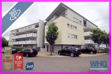 RESERVIERT: Seniorengerechte 2,5-Zimmer-Wohnung mit Balkon, 70839 Gerlingen, Etagenwohnung