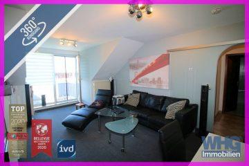 RESERVIERT: 3-Zimmer-Dachgeschoss-Wohnung mit Balkon und Tiefgaragenstellplatz, 71034 Böblingen, Dachgeschosswohnung