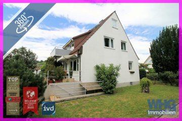 RESERVIERT: Gepflegtes Einfamilienhaus mit großer Garage, 74321 Bietigheim-Bissingen / Bietigheim, Einfamilienhaus