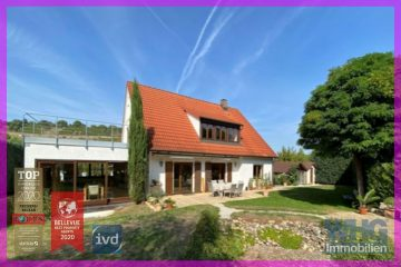 Exklusives freistehendes Einfamilienhaus mit Einliegerwohnung und großem Garten, 74321 Bietigheim-Bissingen, Einfamilienhaus