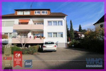3-Zimmer-Mietwohnung mit Balkon und PKW-Stellplatz, 71679 Asperg, Dachgeschosswohnung