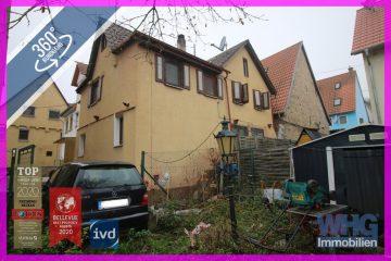 Einfamilienhaus mit Potenzial und Garten, 75417 Mühlacker / Großglattbach, Einfamilienhaus