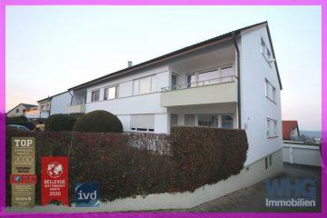 Gepflegte 3-Zimmer-Wohnung mit PKW-Stellplatz, 71691 Freiberg am Neckar, Dachgeschosswohnung