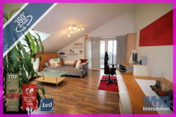 Großzügige 2,5-Zimmer-Wohnung mit Balkon und Pkw-Stellplatz, 71717 Beilstein, Dachgeschosswohnung