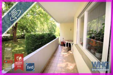 Großzügige 3,5-Zimmer-Wohnung mit Balkon und Tiefgaragenstellplatz, 71640 Ludwigsburg, Erdgeschosswohnung