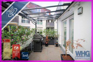 Neuwertige 3,5-Zimmer-Wohnung mit Balkon, einem Tiefgaragenstellplatz und einem Pkw-Stellplatz, 71691 Freiberg am Neckar, Etagenwohnung